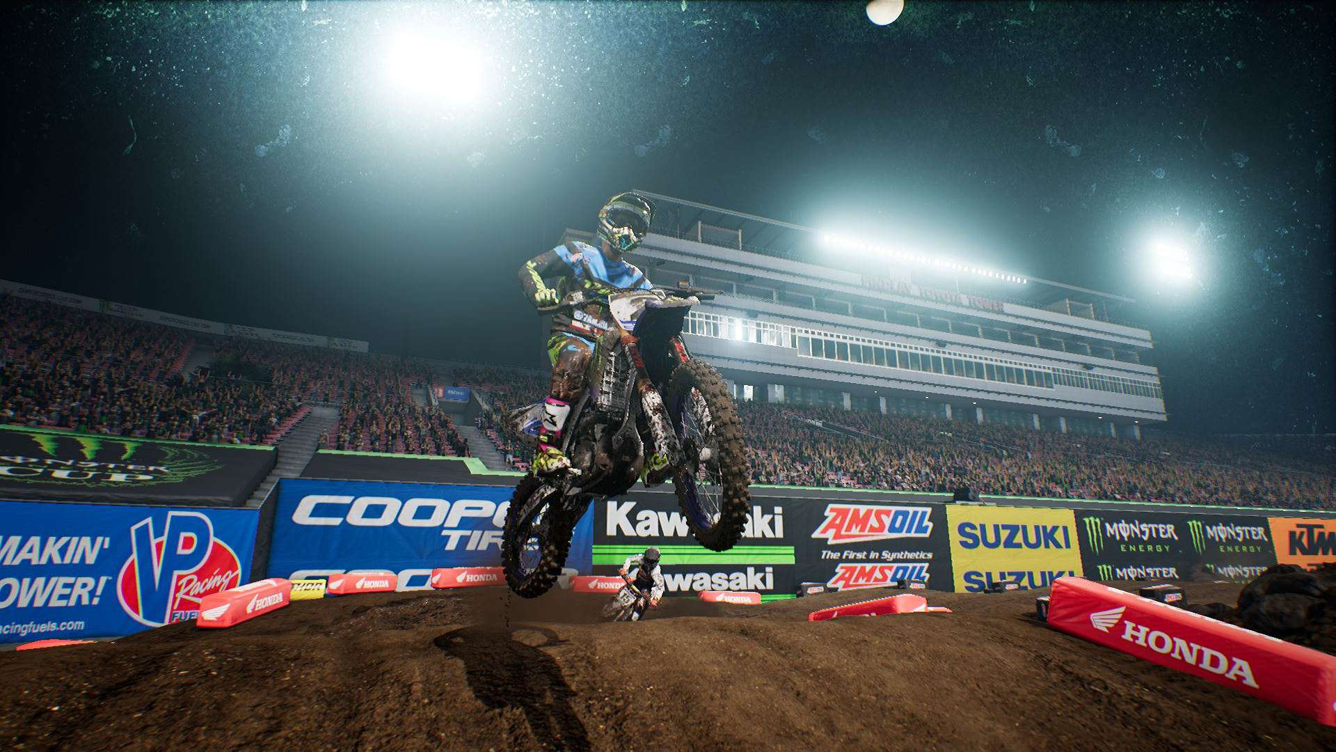 Monster Energy Supercross #8