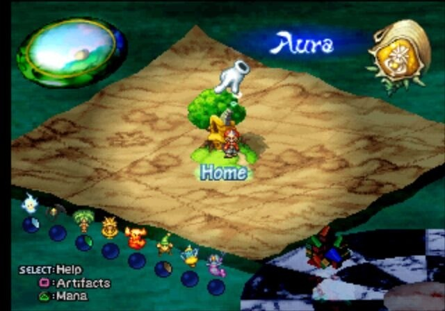 Legend of Mana #2
