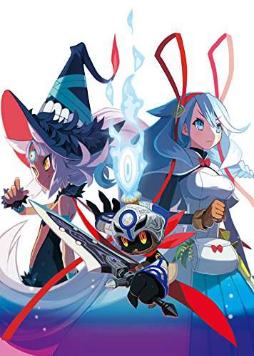 The Witch and the Hundred Knight 2 #1