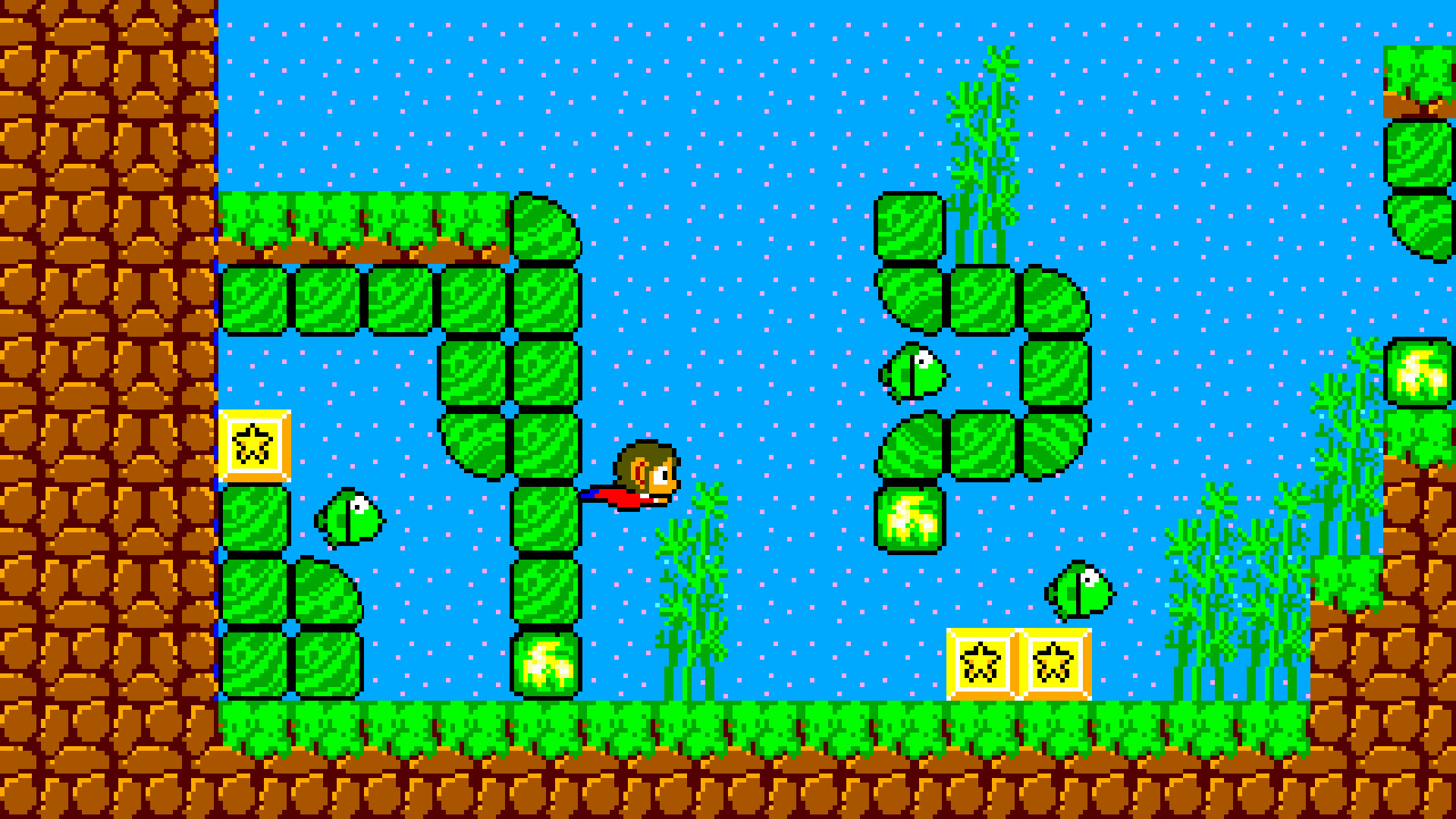 Alex Kidd in Miracle World DX #2