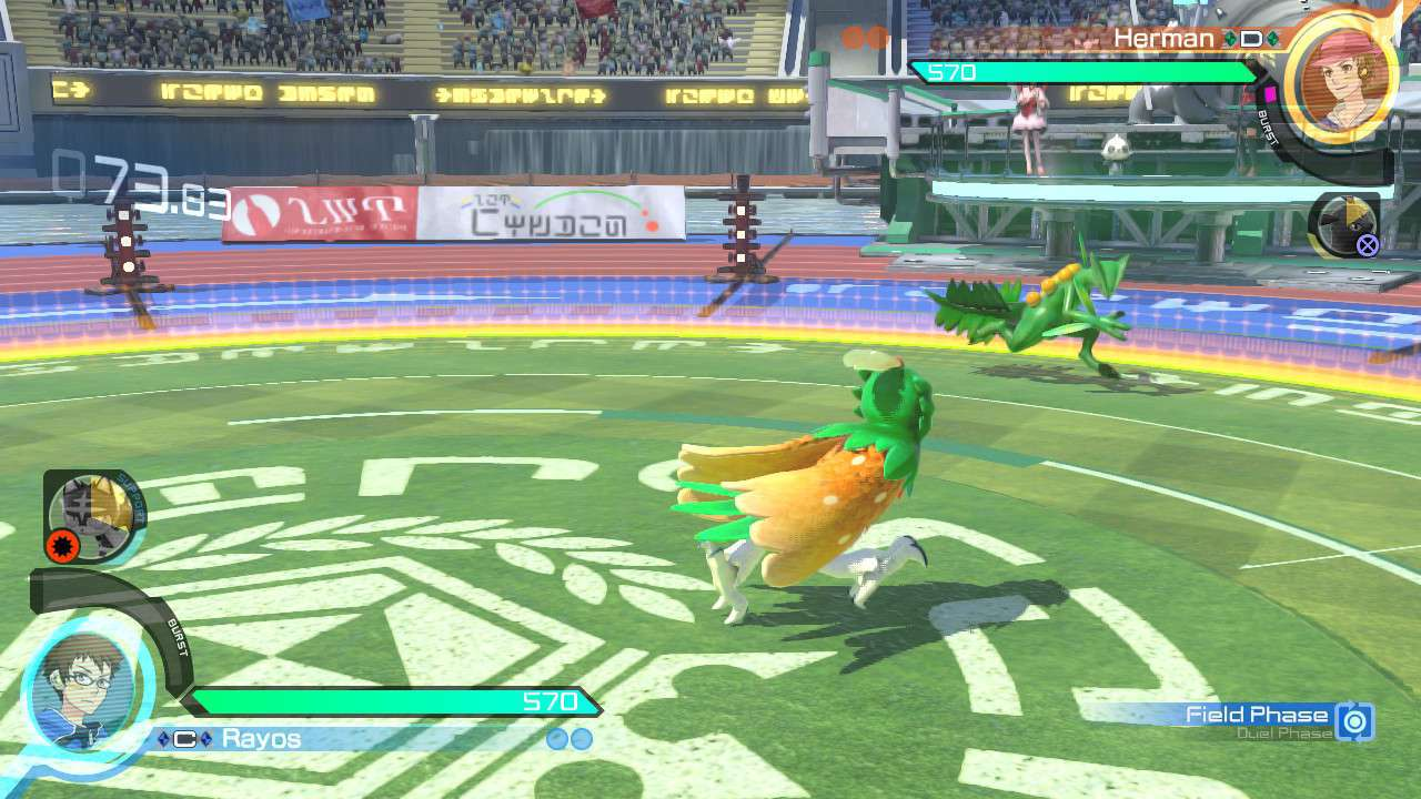 Pokkén Tournament DX #23