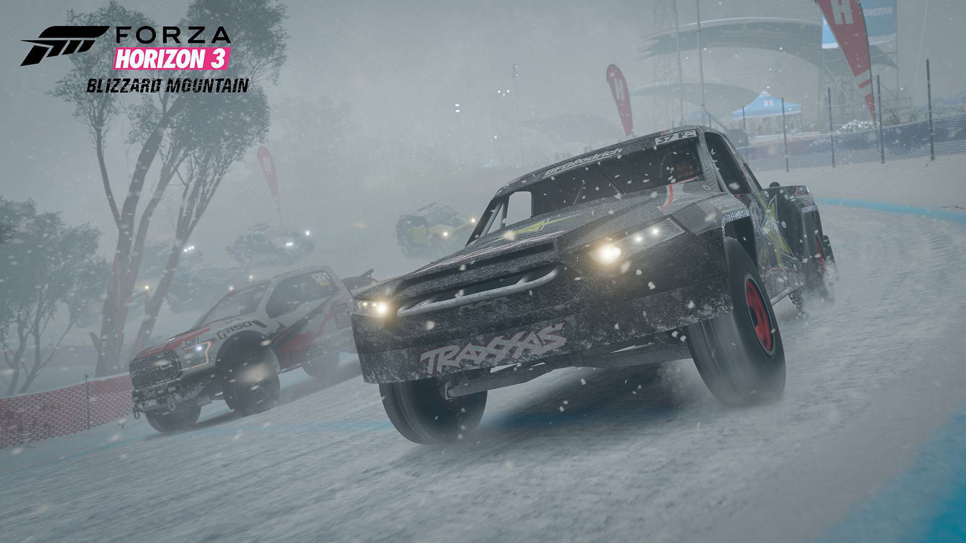 Forza Horizon 3: Blizzard Mountain #2