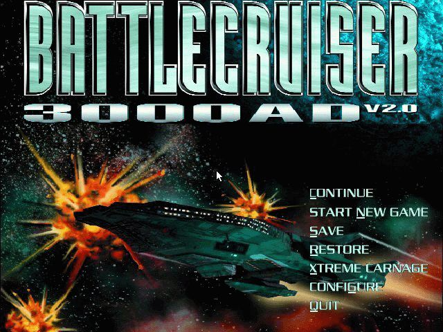 Battlecruiser 3000 AD #4