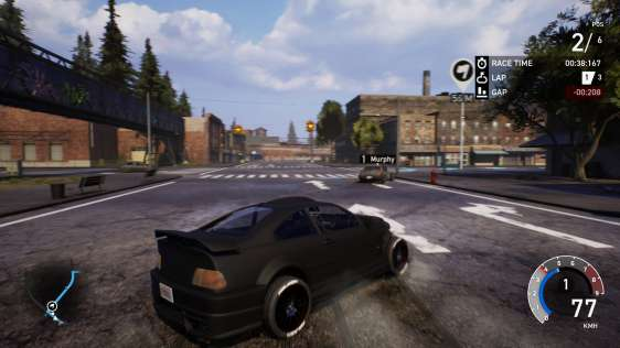 Super Street: The Game