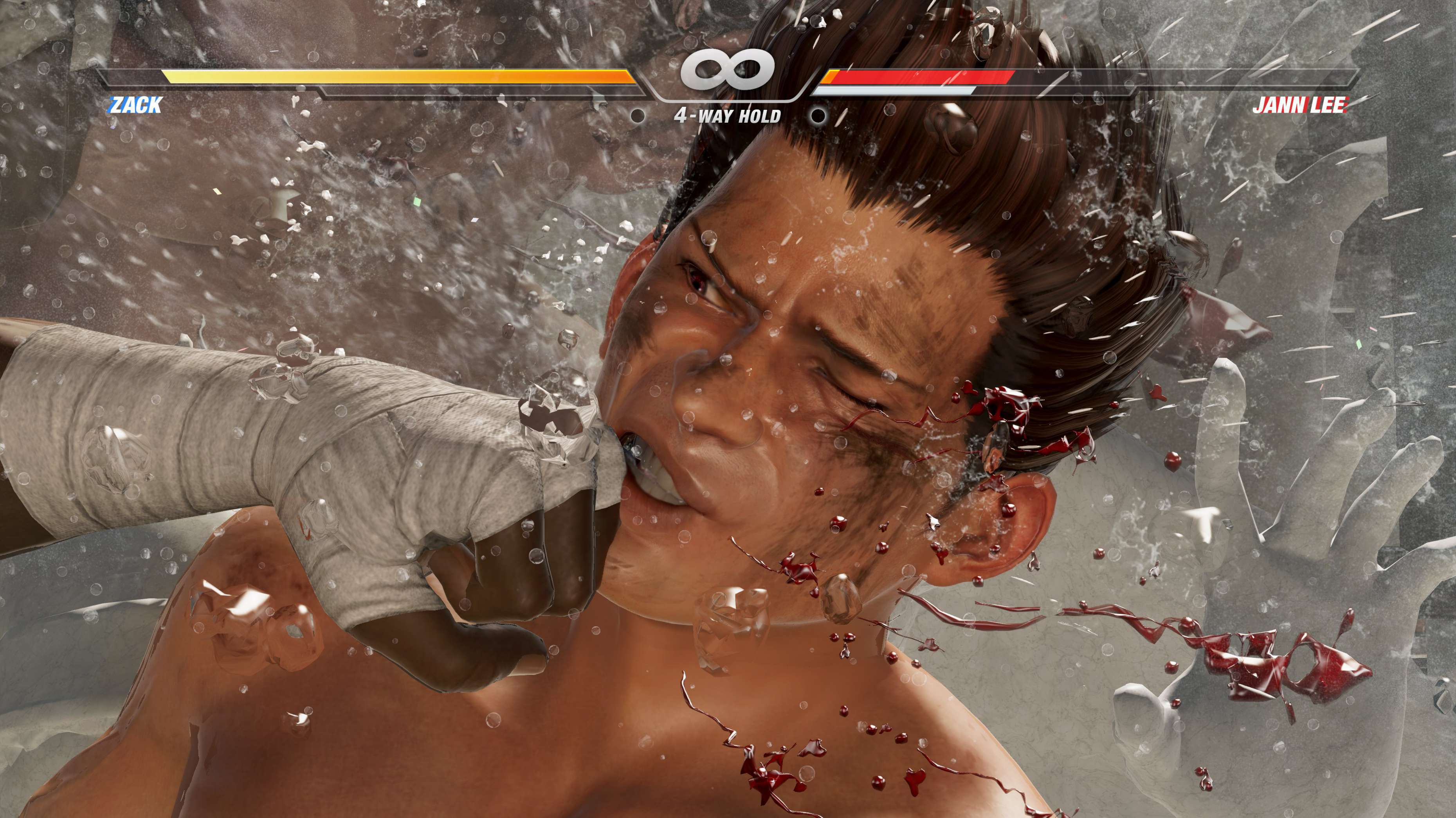 Dead or Alive 6 #1