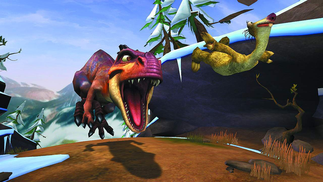 Ice Age 3: Dawn of the Dinosaurs #5
