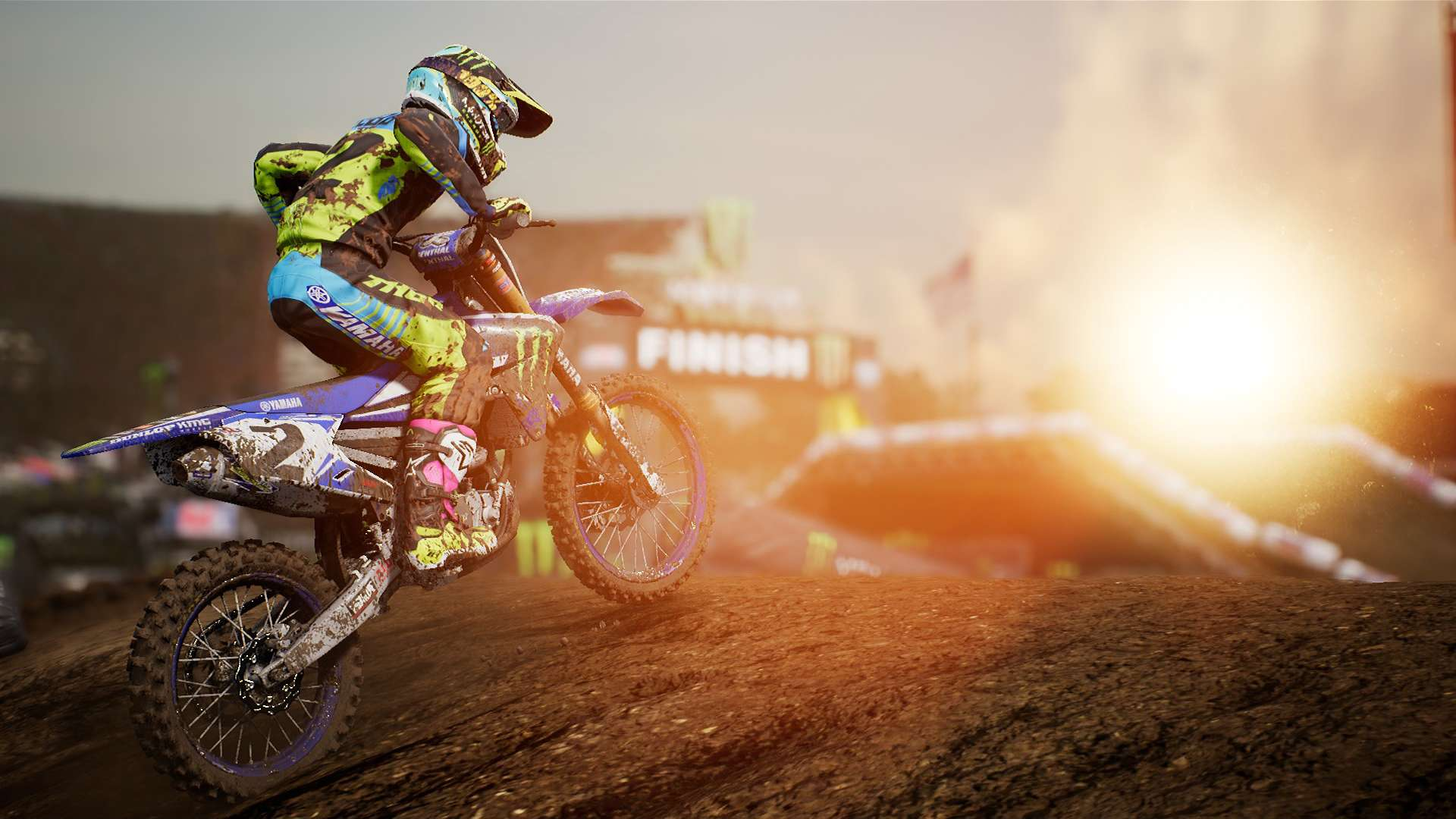 Monster Energy Supercross #3