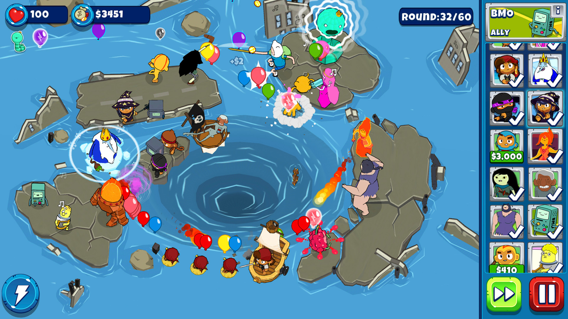 Bloons Adventure Time TD #2