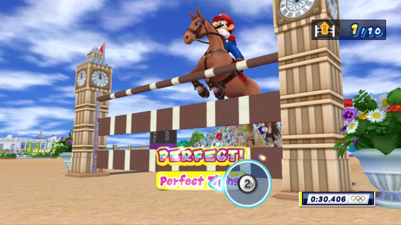 Mario & Sonic at the London 2012 Olympic Games #4