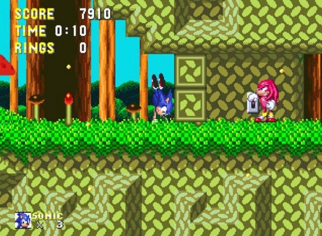 Sonic & Knuckles #7