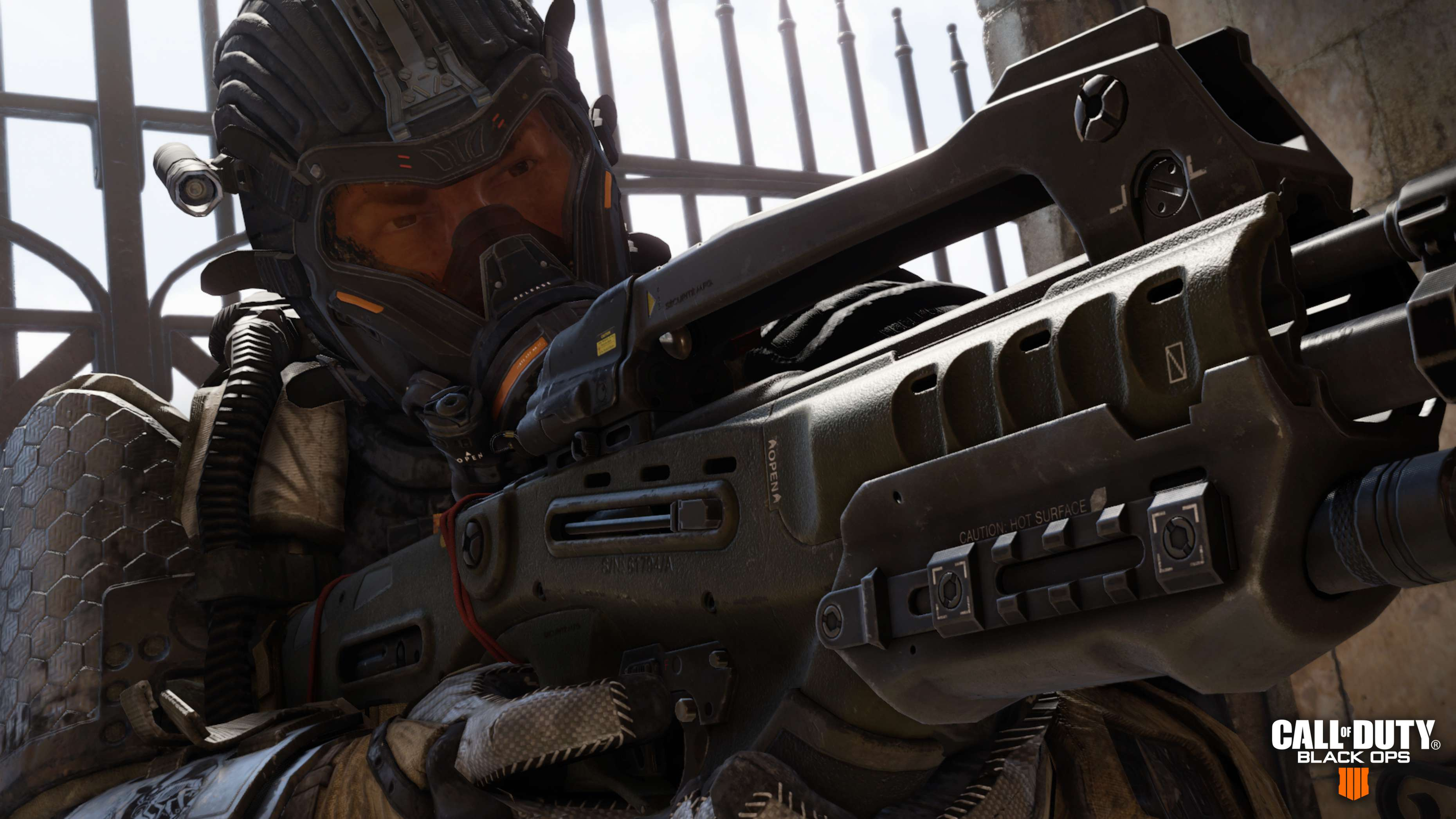 Call of Duty: Black Ops 4 #4