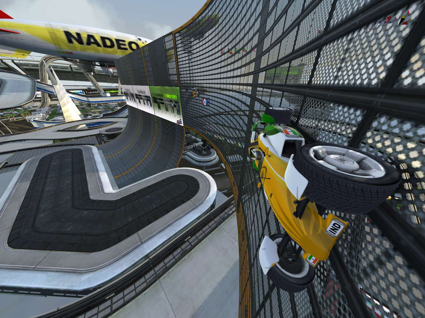 TrackMania Nations Forever #7