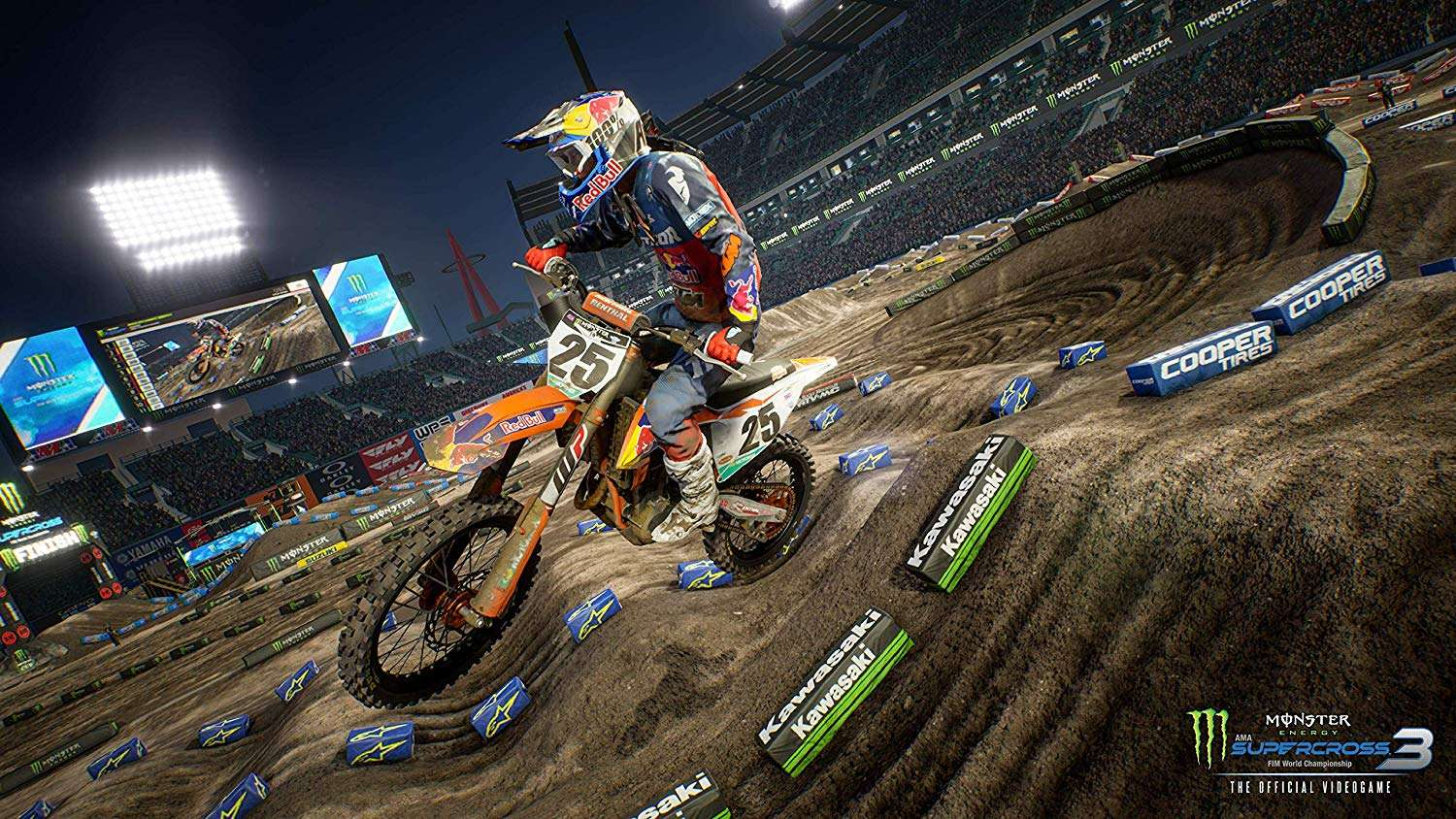 Monster Energy Supercross: The Official Videogame 3 #6