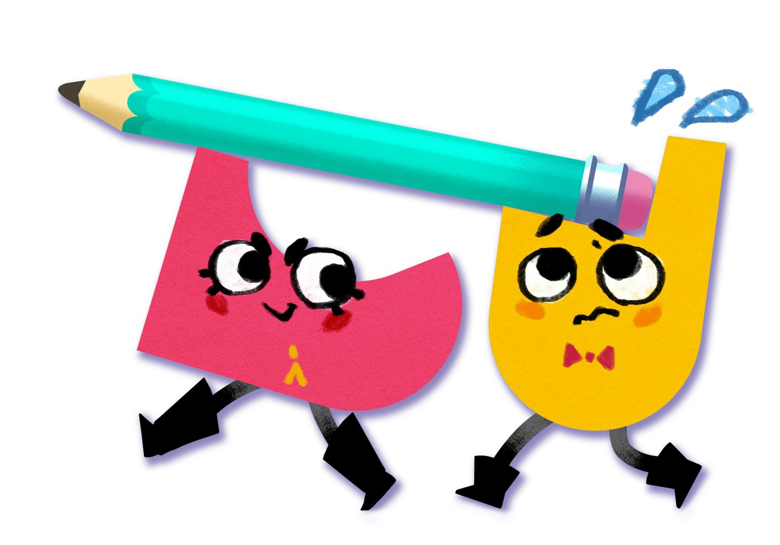 Snipperclips: Cut it out, together! #4