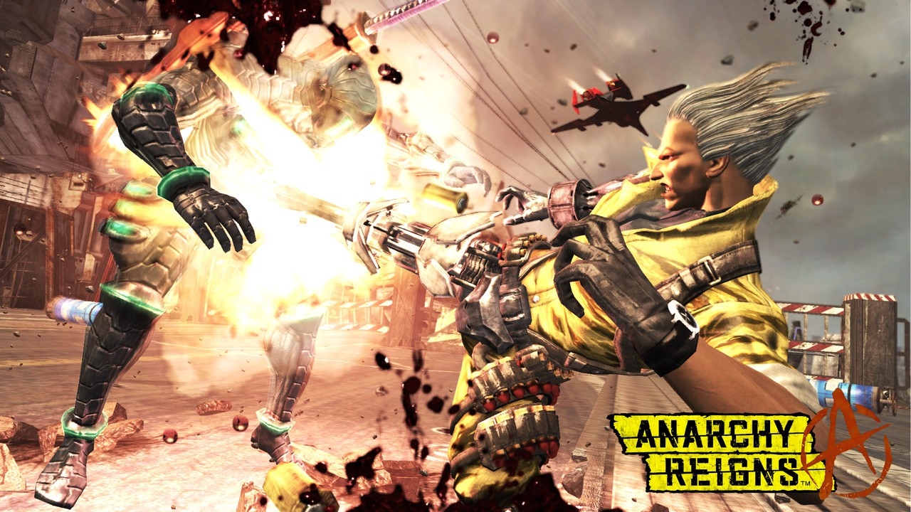 Anarchy Reigns #29