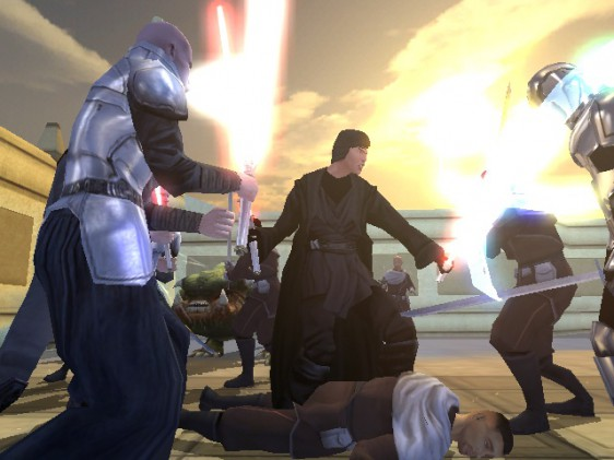 Star Wars: Knights of the old Republic II
