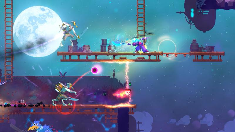 Dead Cells: Rise of the Giant #3