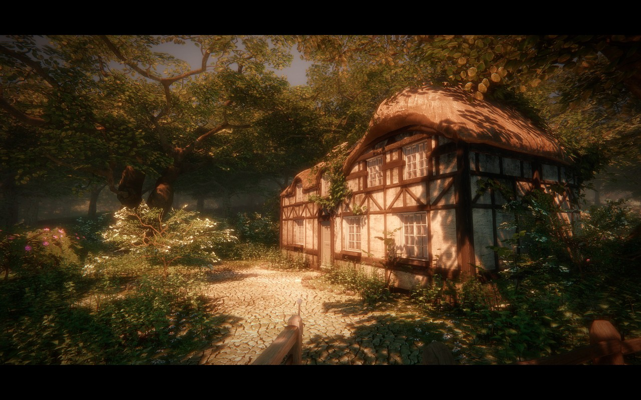 Everybody's Gone to the Rapture #1