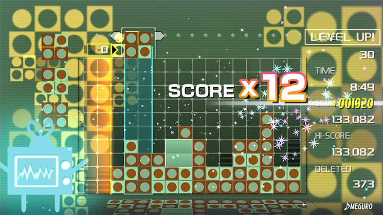 Lumines Remastered #5