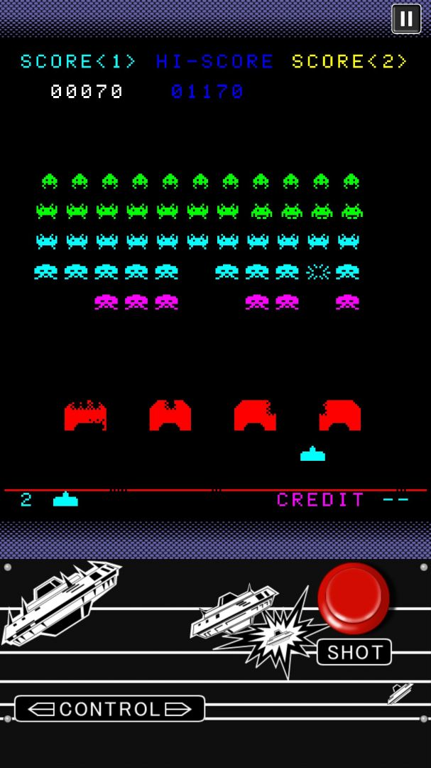Space Invaders #5