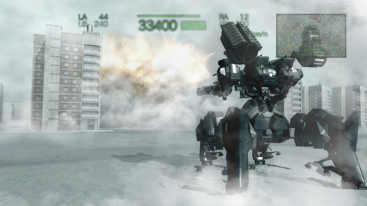 Armored Core: For Answer #3