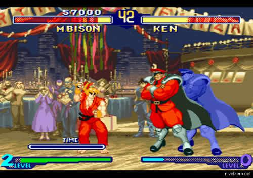 Street Fighter Alpha 2 #8