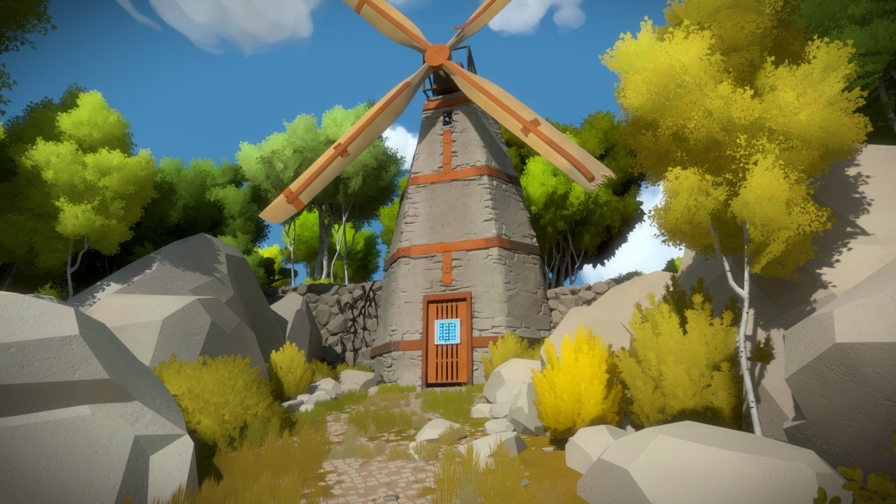 The Witness #12