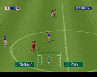 International Superstar Soccer Pro