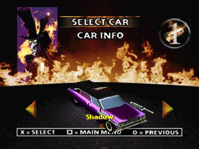 Twisted Metal 2: World Tour #9
