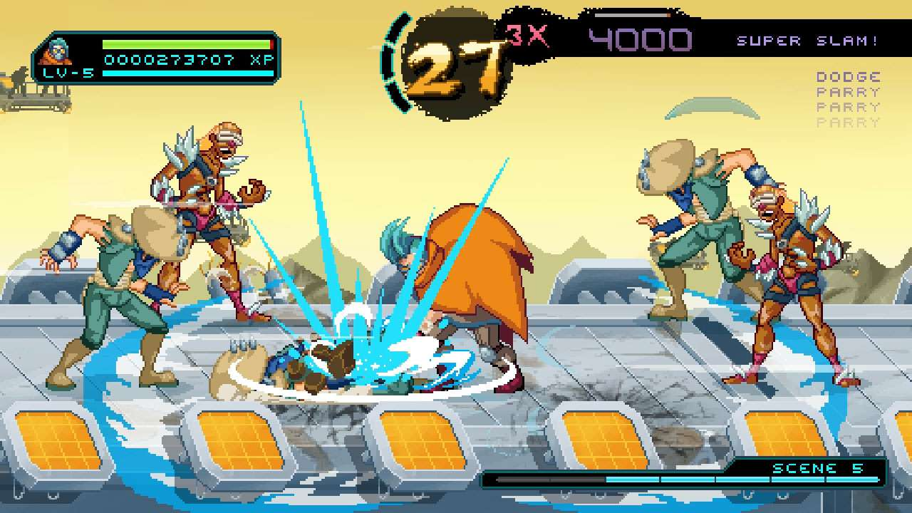 Way of the Passive Fist #3