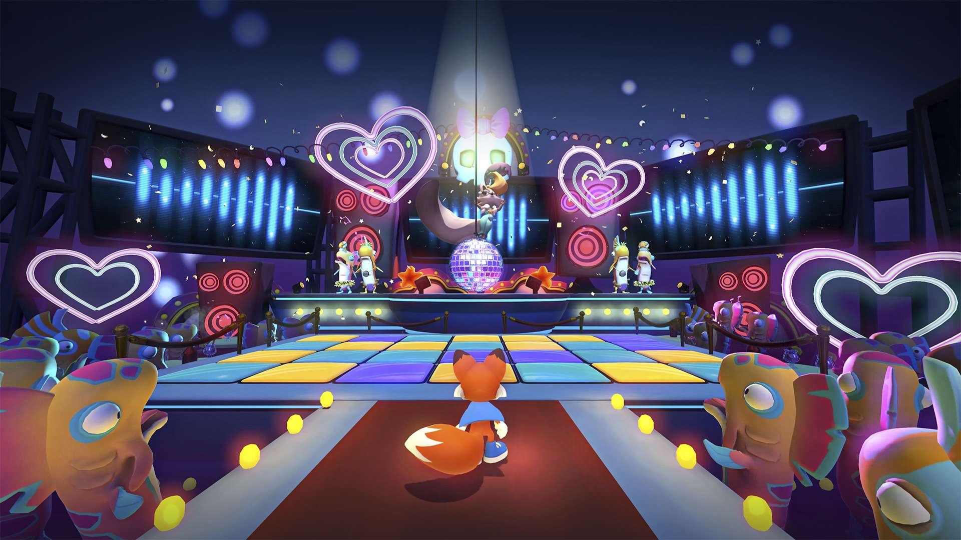 New Super Lucky's Tale #4