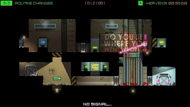 Stealth Inc: A Clone In The Dark #8