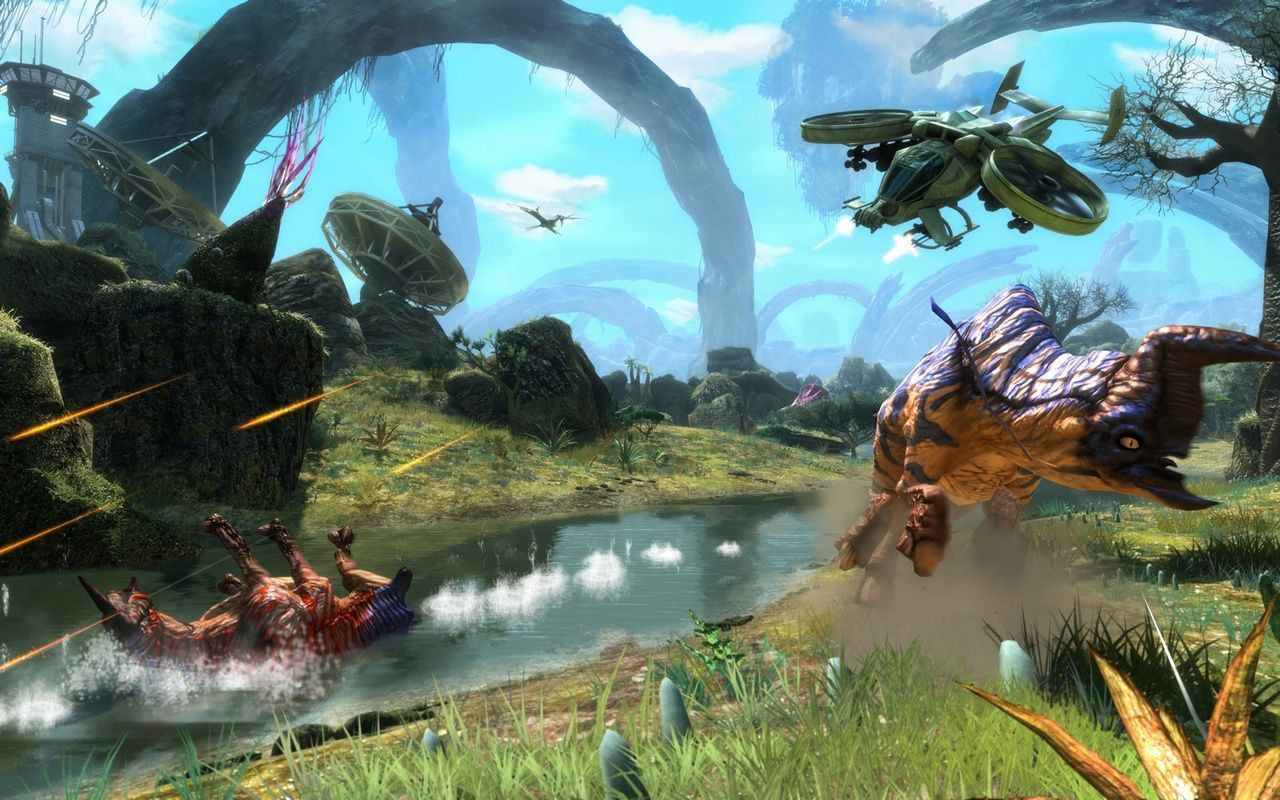 James Cameron's Avatar: The Game #3