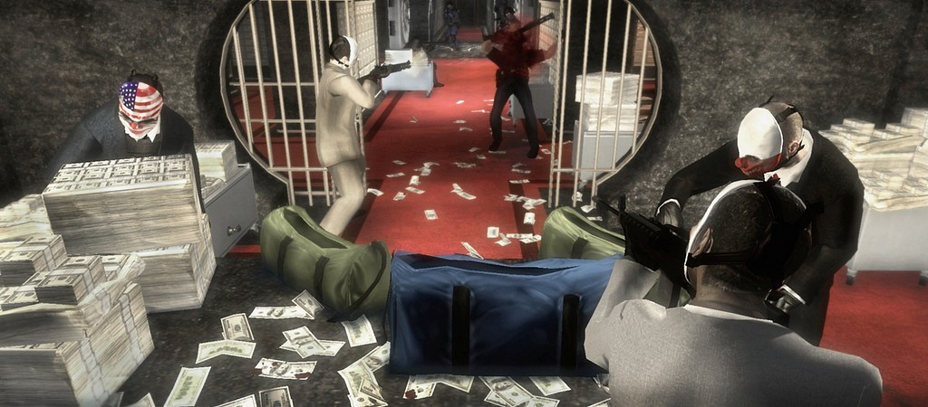 Payday: The Heist #1