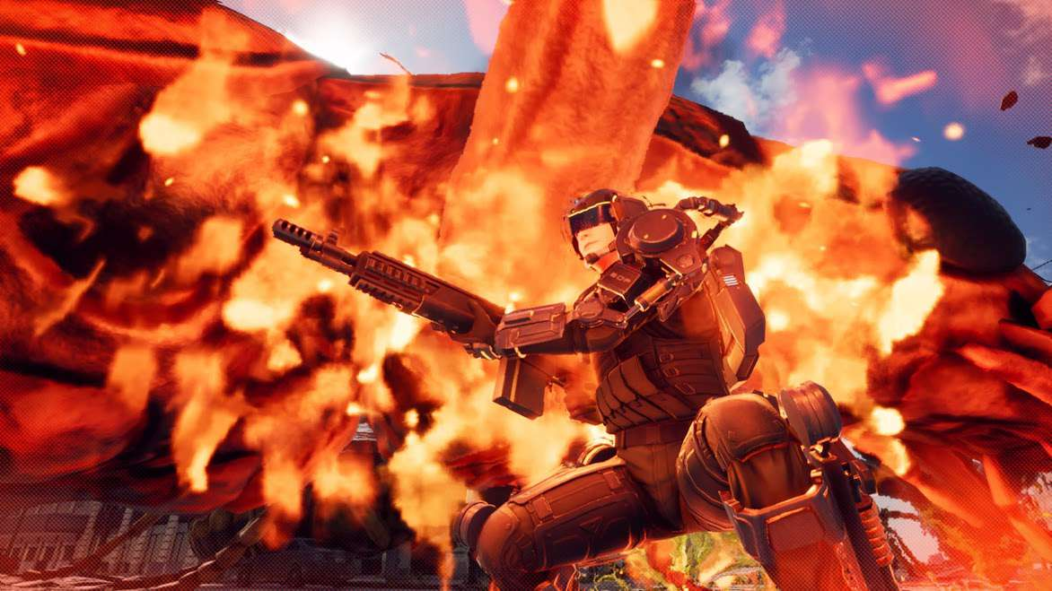 Earth Defense Force: Iron Rain #7