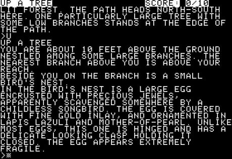 Zork: The Great Underground Empire - Part I