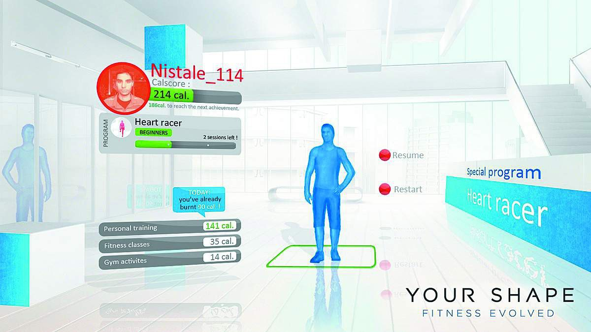 Your Shape: Fitness Evolved #4