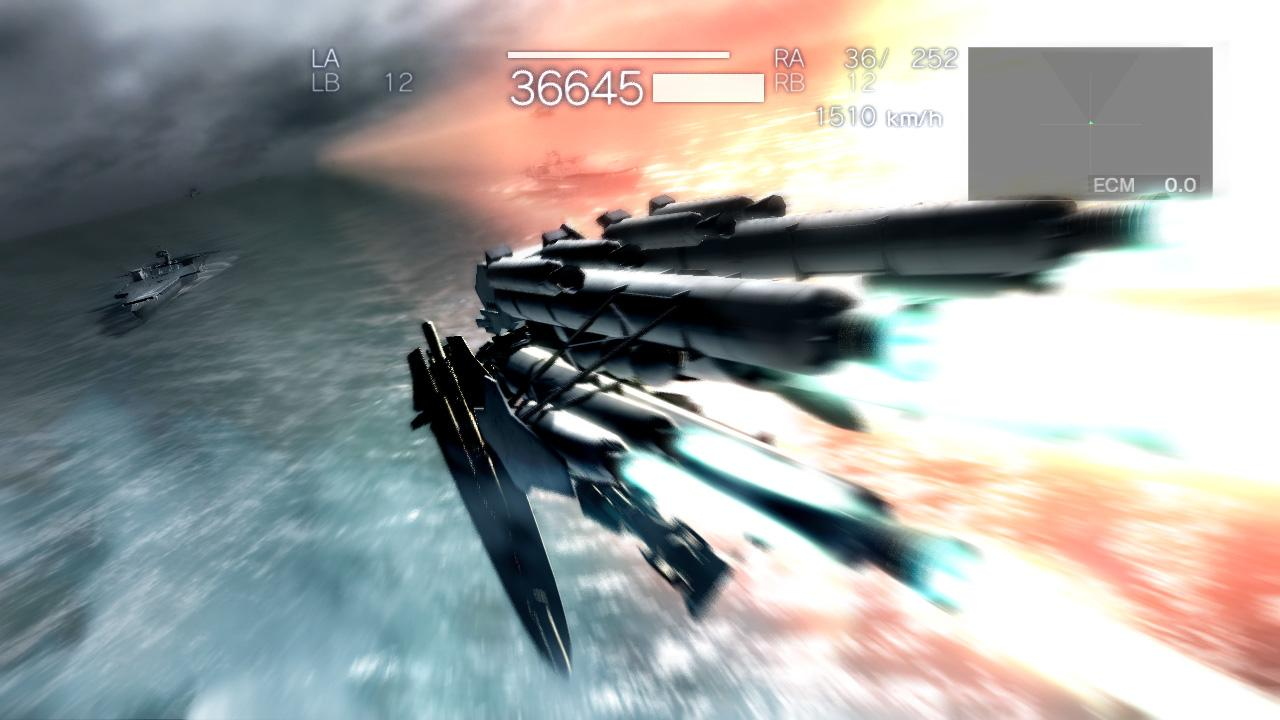 Armored Core: For Answer #8