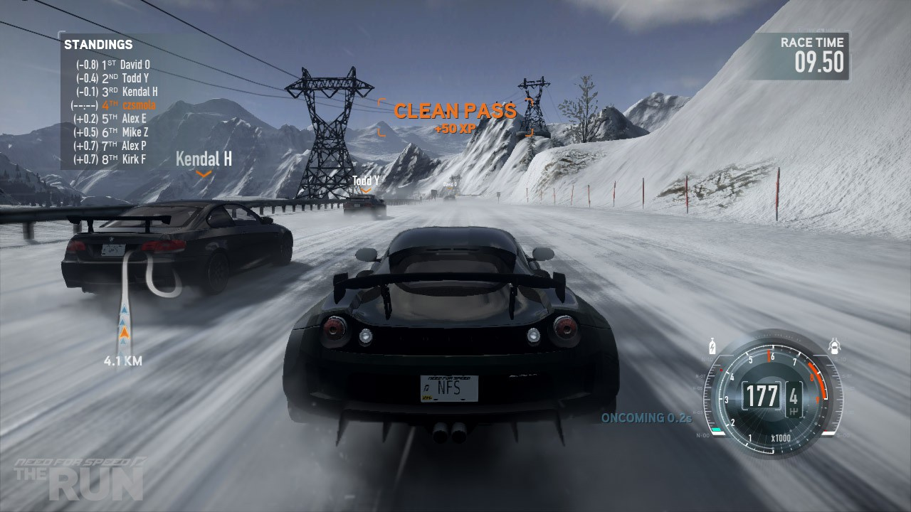 Need for Speed The Run #6
