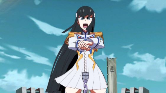 Kill la Kill the Game: IF