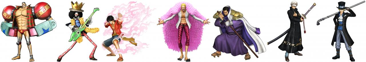 One Piece: Pirate Warriors 3 #2