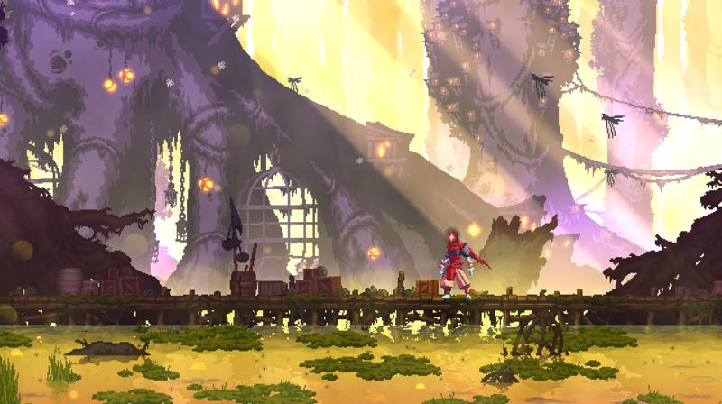 Dead Cells: The Bad Seed #4
