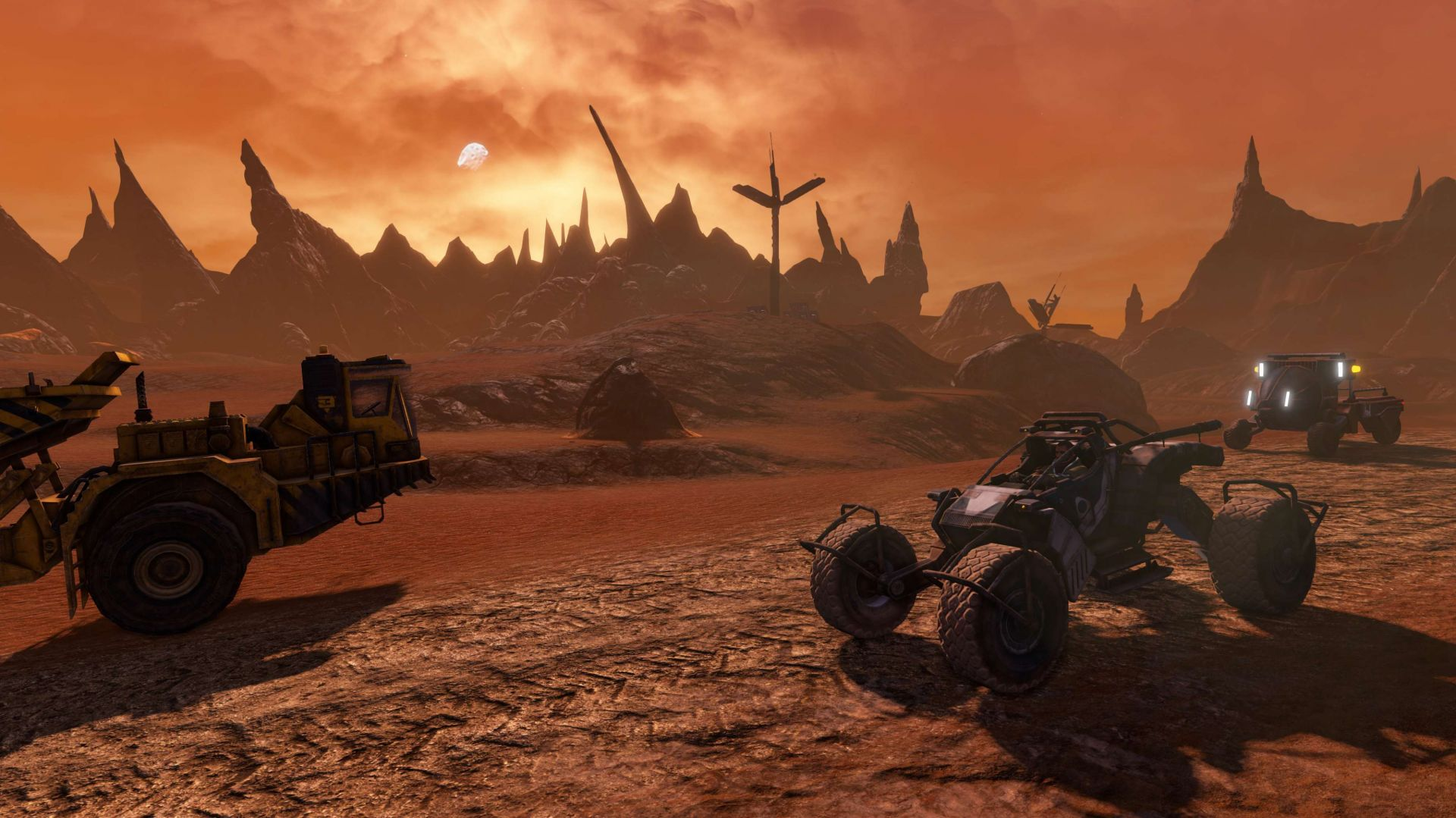 Red Faction: Guerrilla Re-Mars-tered #2