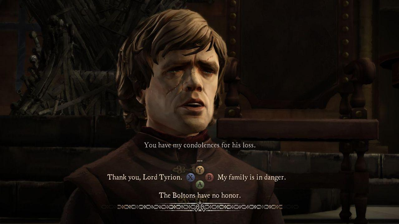 Game of Thrones: A Telltale Games Series #11