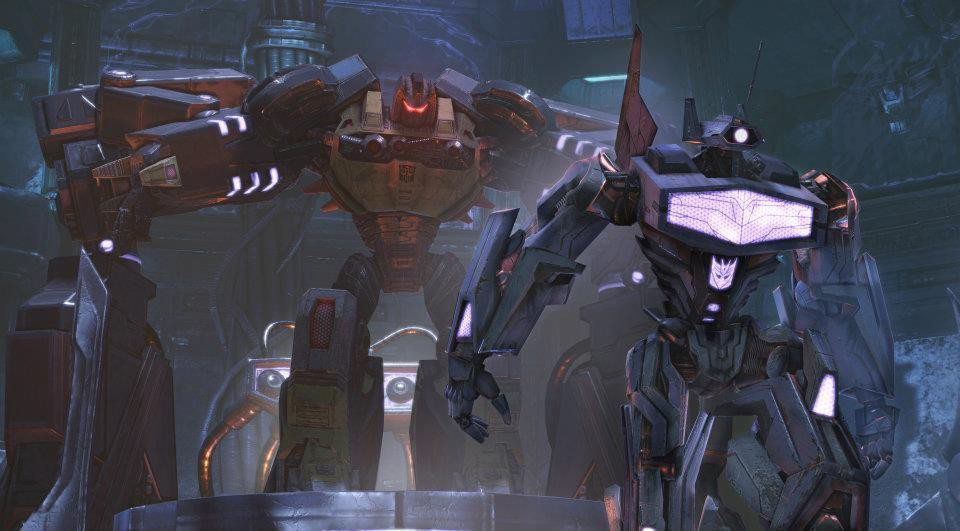 Transformers: Fall of Cybertron #8