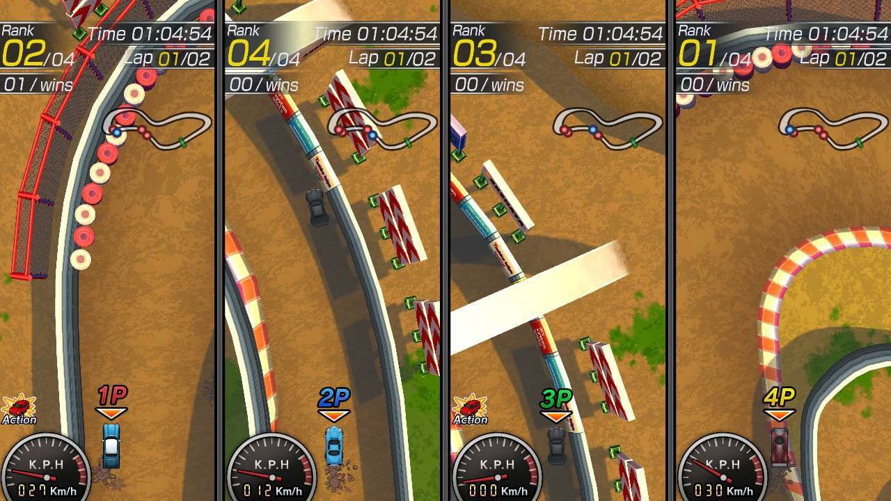 Gotcha Racing 2nd #4