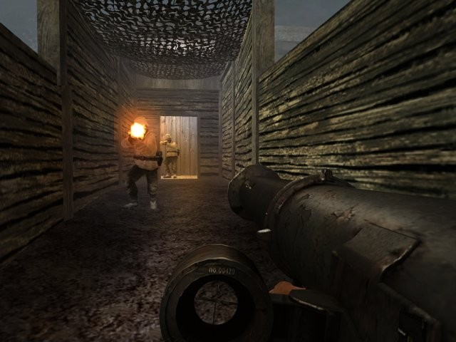Call of Duty 2: Big Red One #1