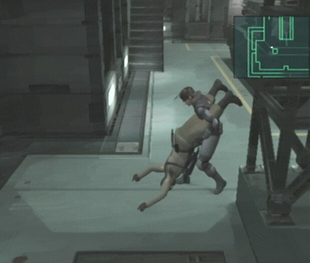 Metal Gear Solid: The Twin Snakes #5