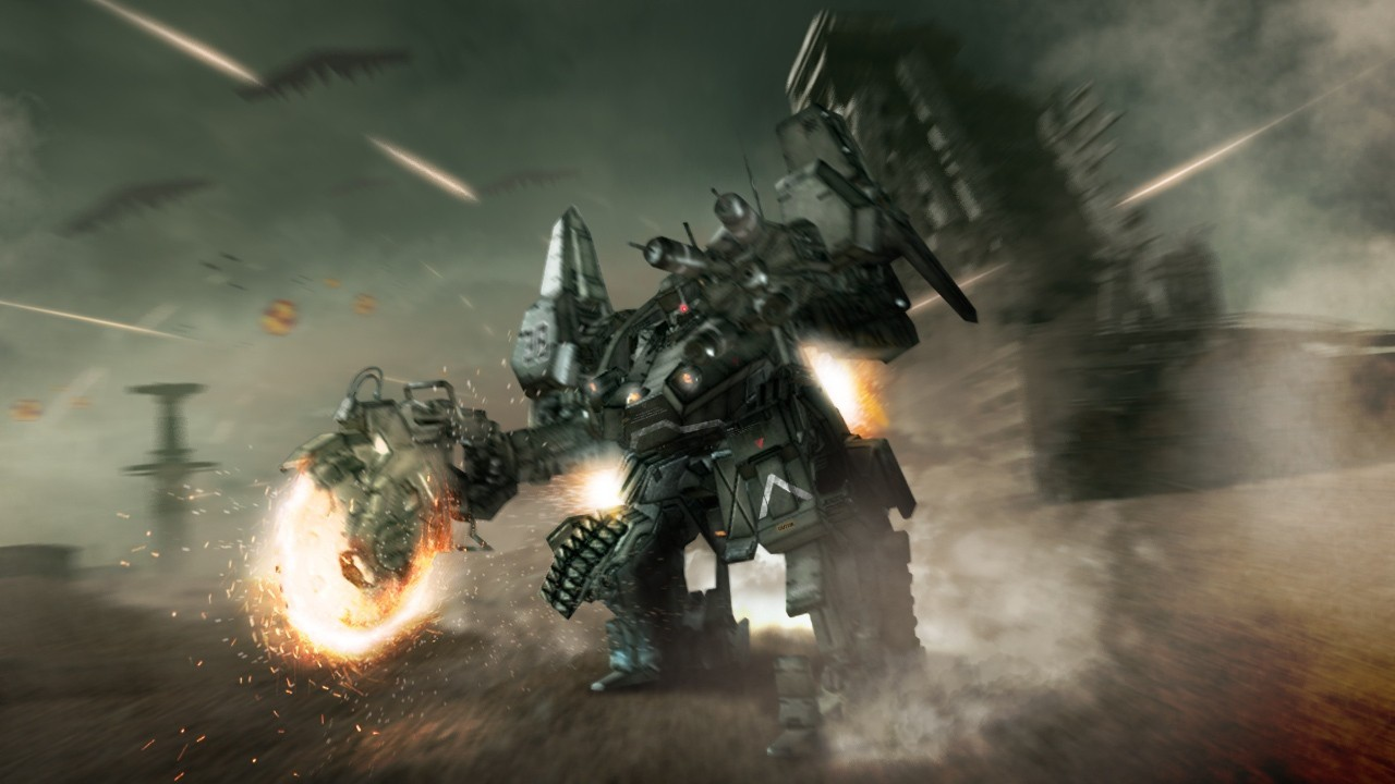 Armored Core: Verdict Day #1