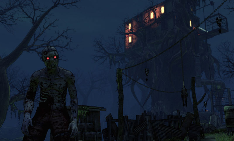 Borderlands: The Zombie Island of Dr. Ned #2